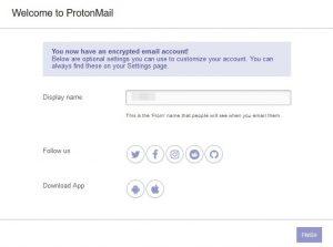 Proton Inbox