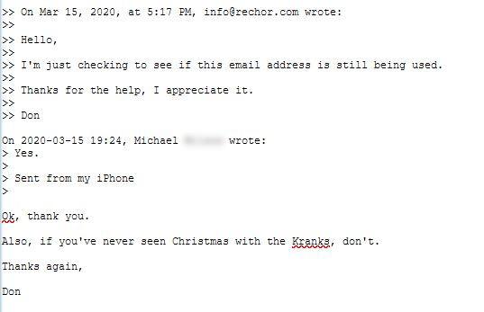 EmailResponse